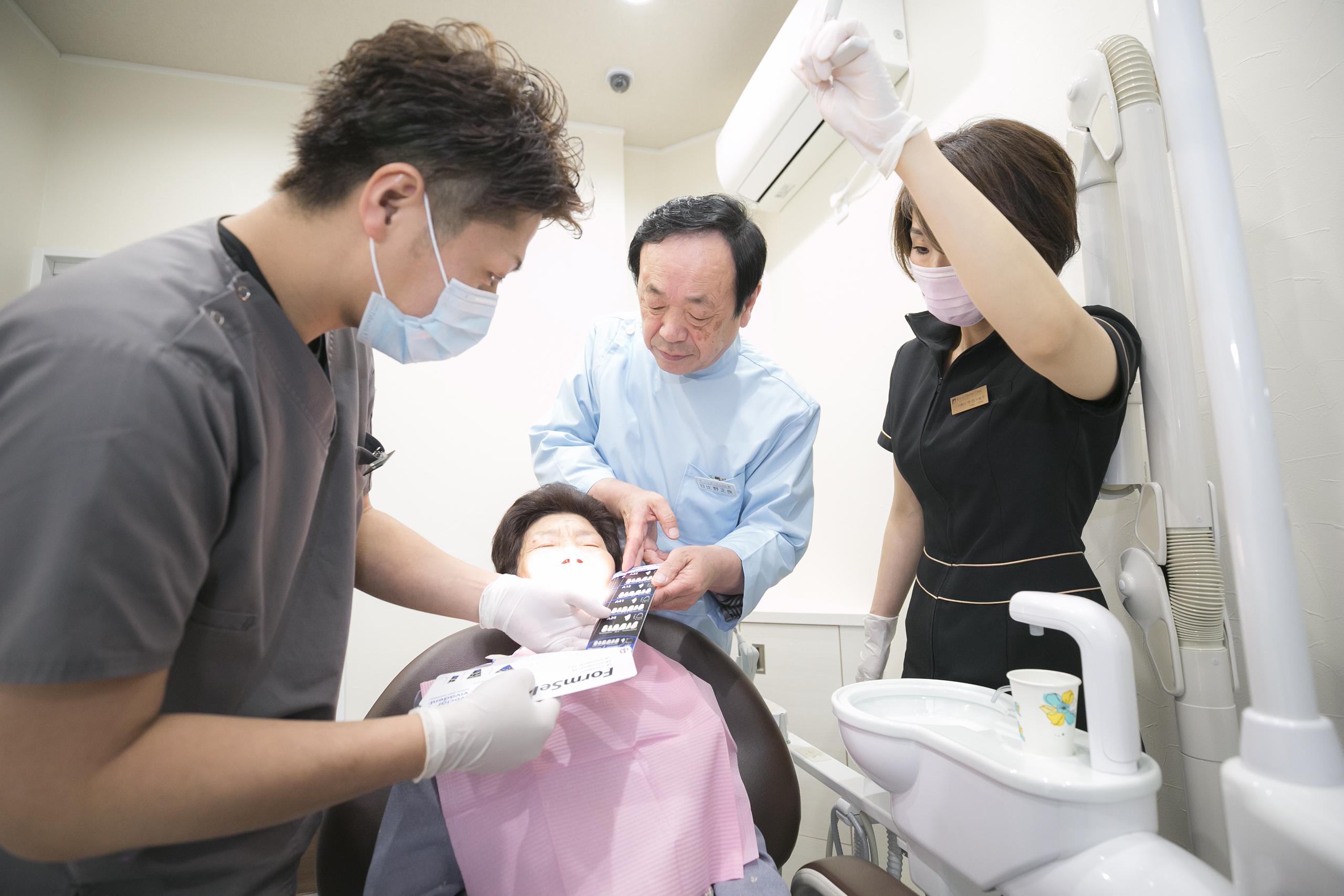 歯科技工士との連携